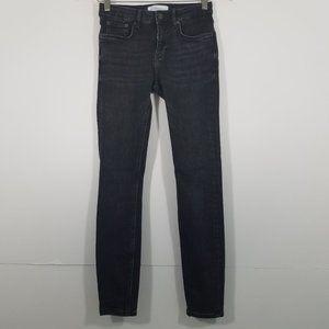 Zara Premium Denim Collection Skinny Jeans 4